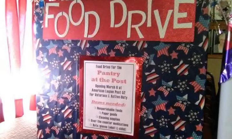 Arkansas post's Legion Family to provide food relief to area veterans, military