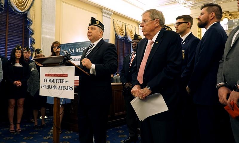 Legion calls on the Senate to pass VA MISSION Act