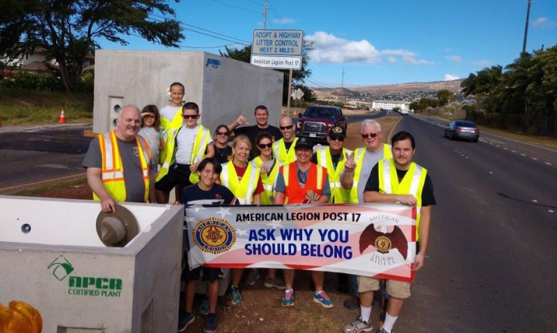 Hawaii post cleans up while raising visibility
