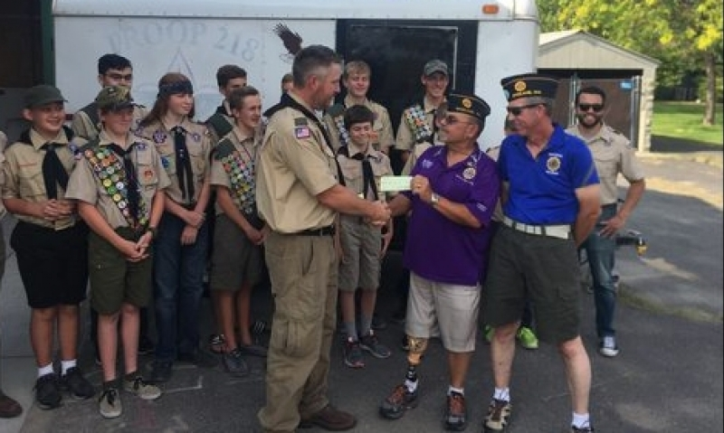 Spokane post continues 100-year tradition of helping Scouts