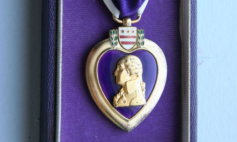 10 things to know about the Purple Heart