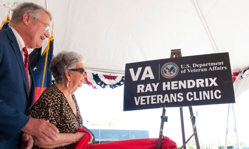 VA clinic named for longtime Georgia Legionnaire