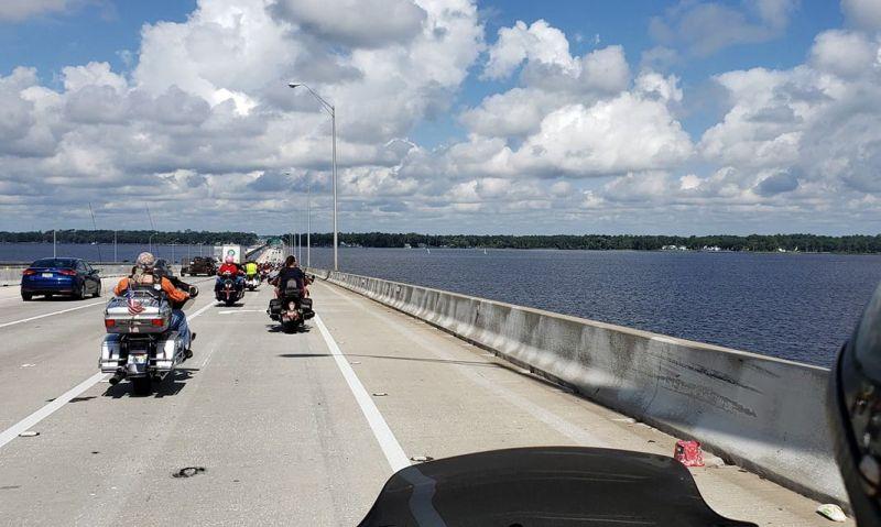 Florida American Legion Riders turn aid efforts to fellow posts