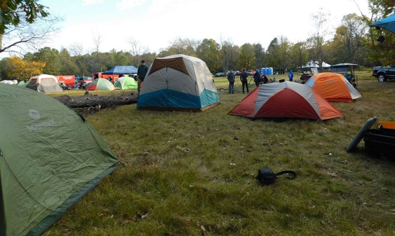 Department of Michigan hosts first Scouting camporee at Wilwin Lodge