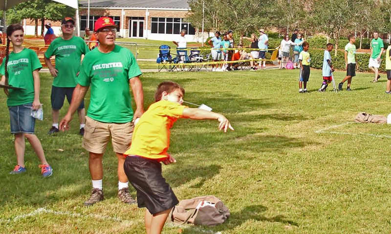 Department Spotlight: Louisiana runs Special Olympics softball event