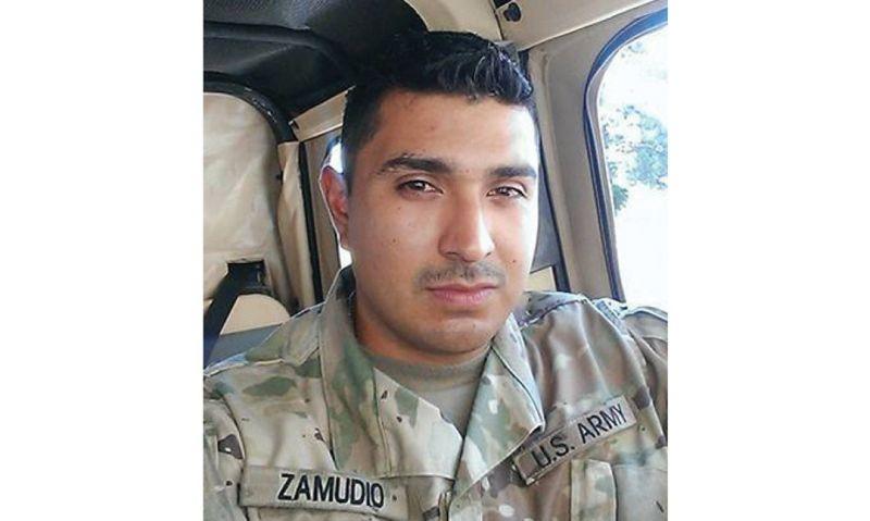 Illinois Army reservist, 34, was third US service member to die of coronavirus