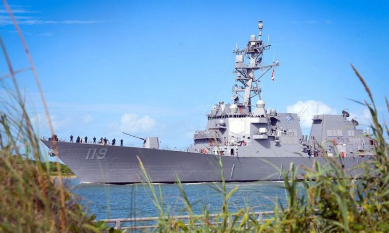 Navy's newest destroyer is named for a former top enlisted man and Pearl Harbor survivor