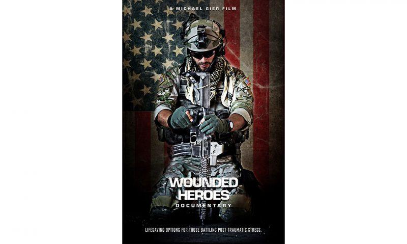 Film highlights alternative PTSD treatments for vets