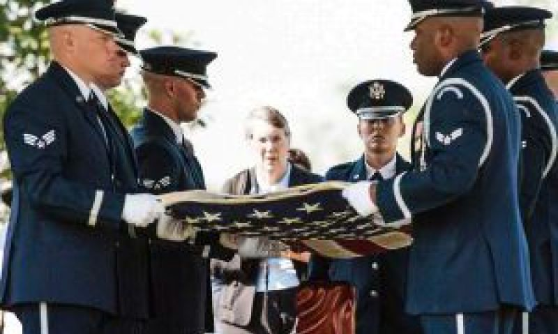 Arlington National Cemetery loosens some restrictions on military funerals