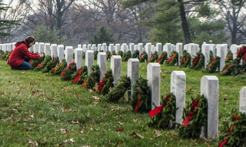 In reversal, Arlington National Cemetery will host Wreaths Across America event