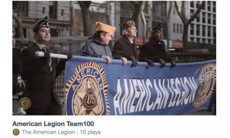 New PSAs on Legion's Vimeo channel