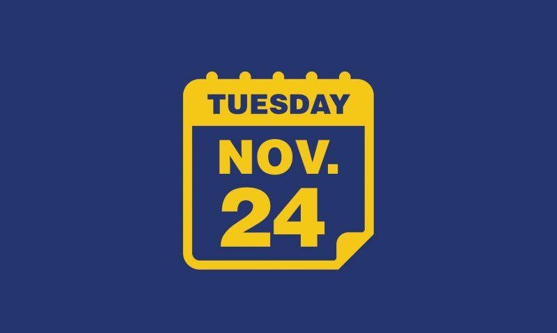 November Training Tuesday: post adjutant success