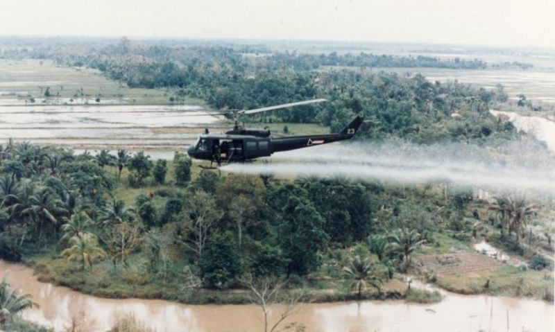 Senate passes bill to cover more Agent Orange conditions
