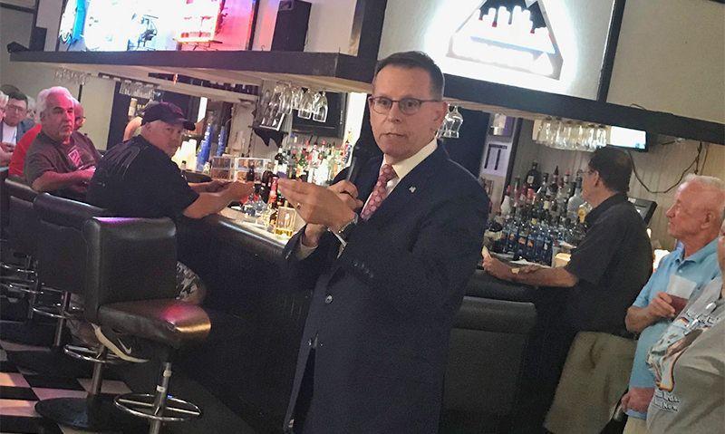 Speedway Legion Post 500 hosts VA Under Secretary for Benefits