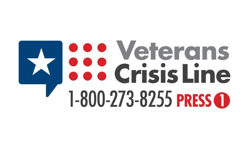 Veterans Crisis Line available around the clock