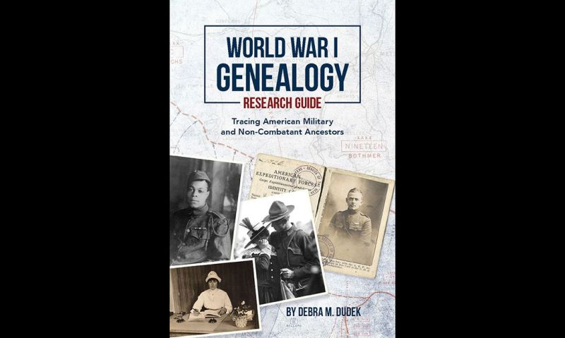 World War I genealogy webinar April 10