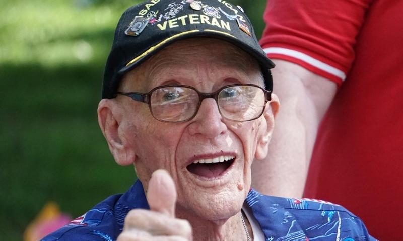 Michigan post grants World War II veteran's Memorial Day wish