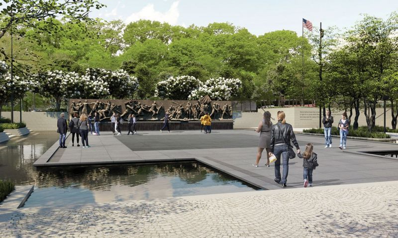 Register to watch National WWI Memorial 'First Colors' flag-raising