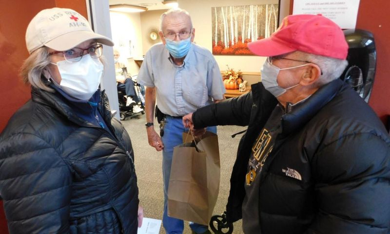 Wisconsin post's 'good work' inspiring others during pandemic