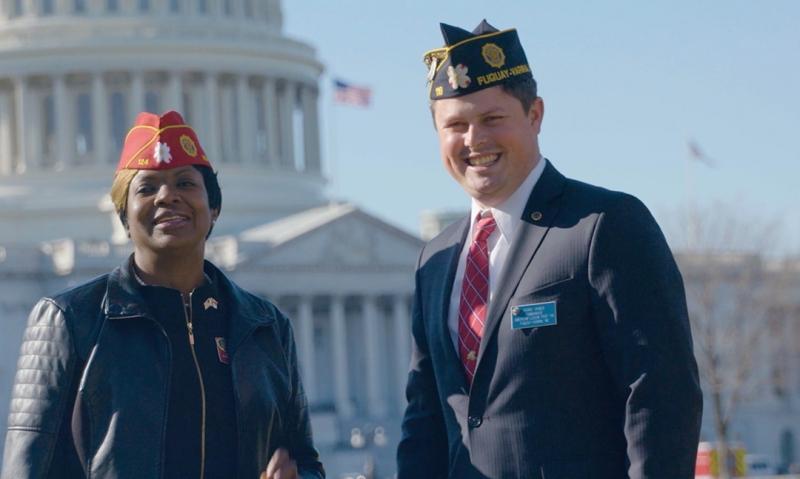 The American Legion launches 'We Believe' public service campaign