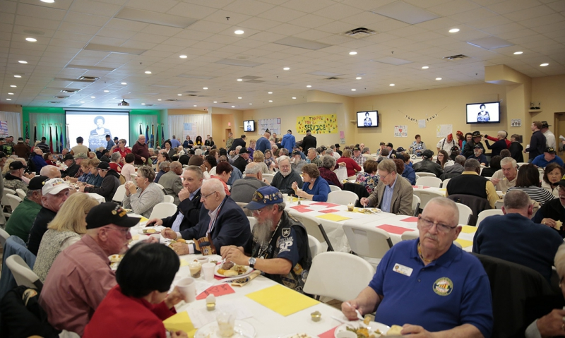Kentucky Post 113 draws big crowd to honor Vietnam veterans