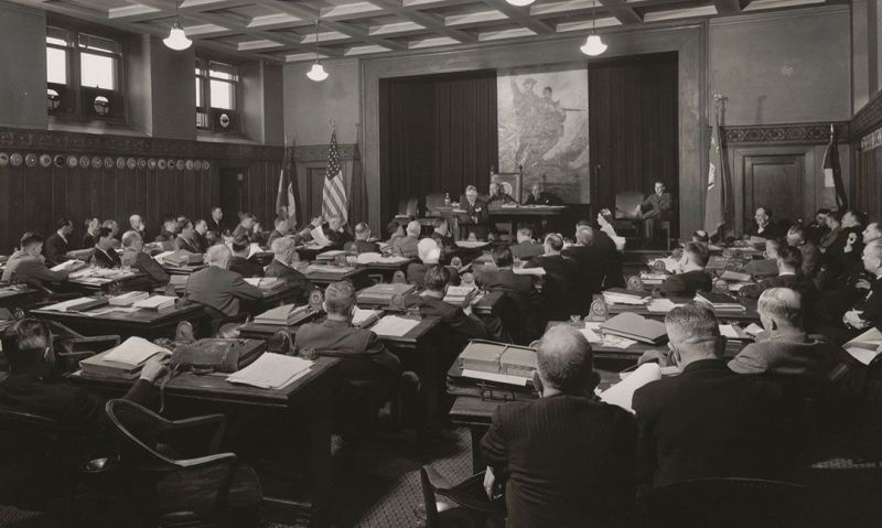 Explore a century of enduring policies and programs of The American Legion