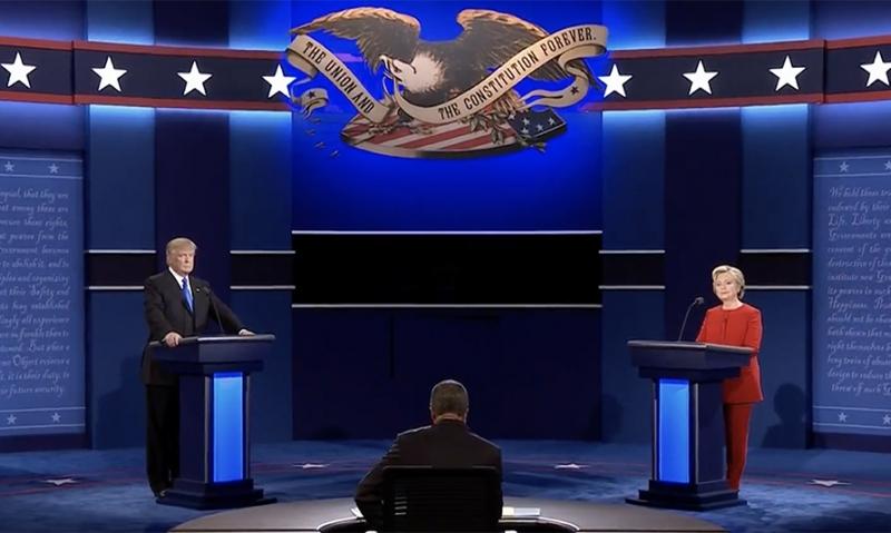 Trump, Clinton sidestep key veterans issues