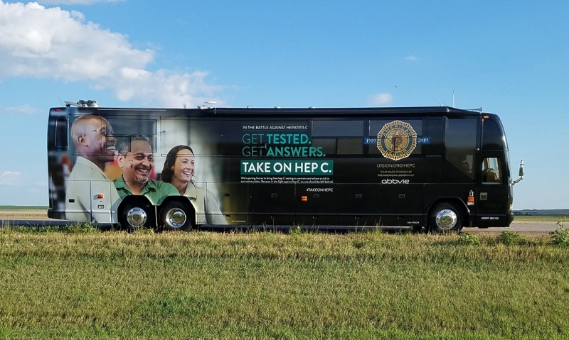 TAKE ON HEP C tour to make stop in Daytona Beach