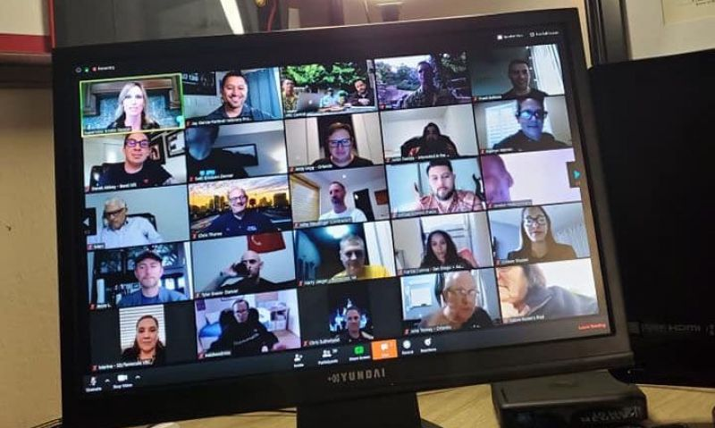 Veterans education program adapts to virtual world