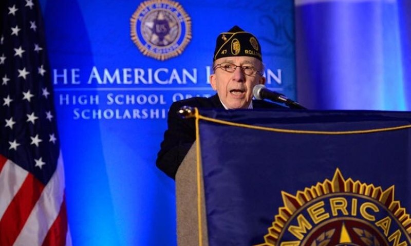 Dedicated Legionnaire, longtime Americanism chairman Joseph Caouette passes away