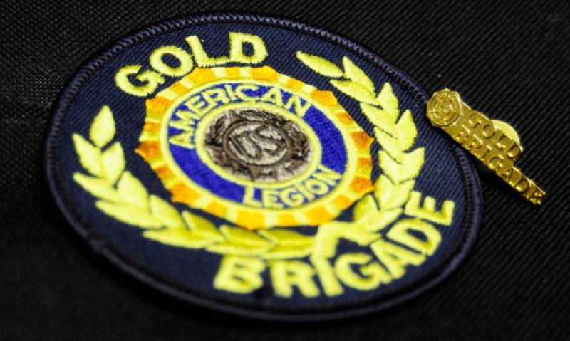 Membership Incentive Gold Brigade Award The American Legion