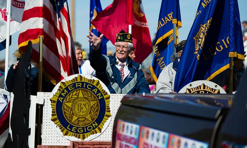 Iwo Jima flag-raising commemoration still growing