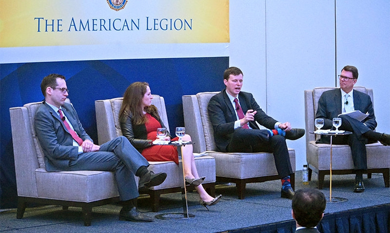 Foreign policy experts discuss global issues, impact on U.S. relations with countries abroad