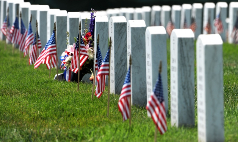 Memorial Day speech available
