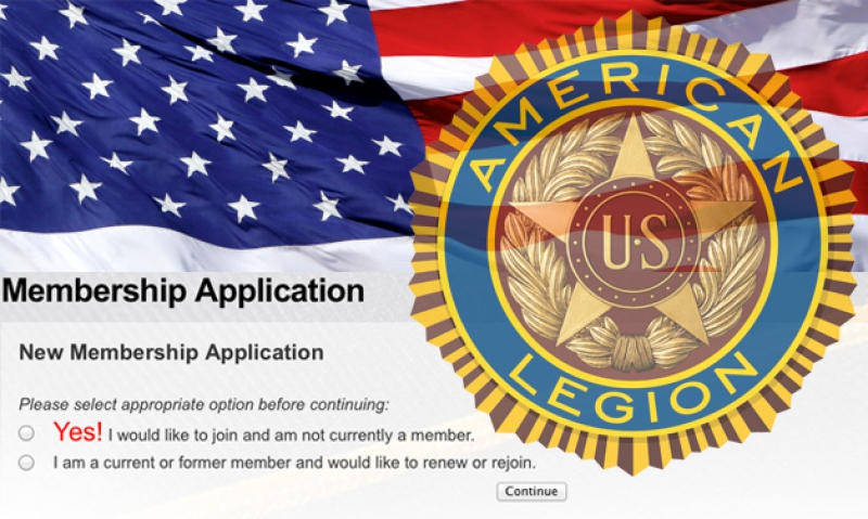How to join The American Legion