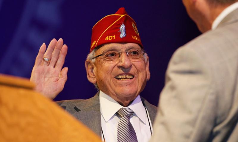 Past National Commander Pedro passes away