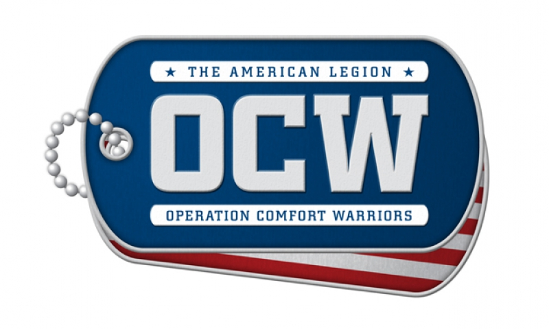 Legion feeds wounded warriors, families