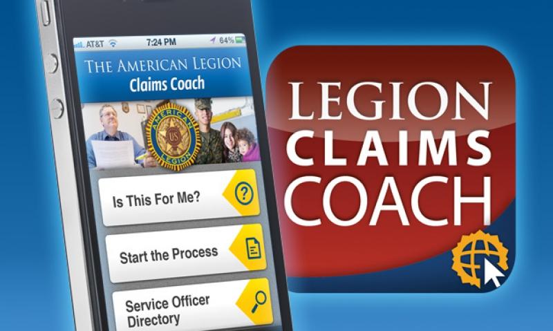 Legion Claims Coach app available