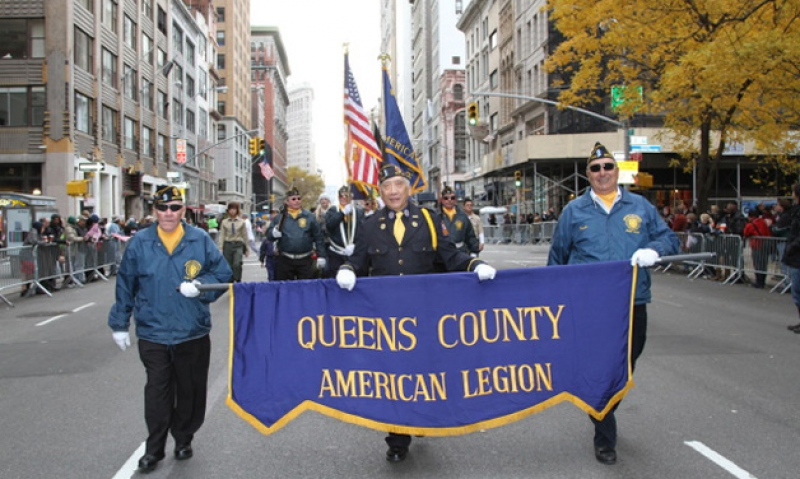 March in nation's largest Veterans Day event