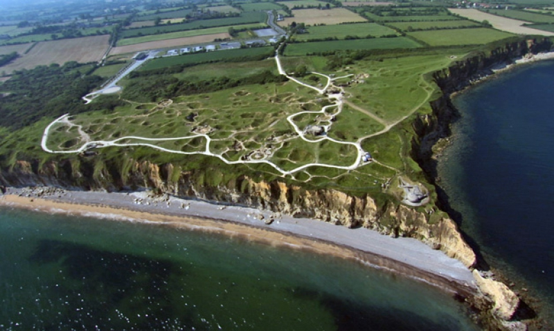 d day map with Tour Pointe Du Hoc App on Futuredeltas further 9570356709 as well Index php in addition Batterie longues moreover Sun And Sea Beach Hotel.