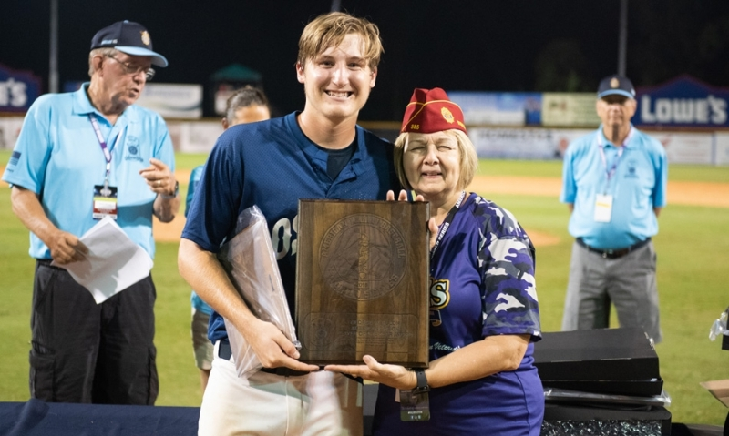 2018 American Legion World Series awards announced