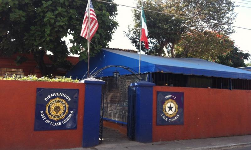American Legion Post 7, Lake Chapala
