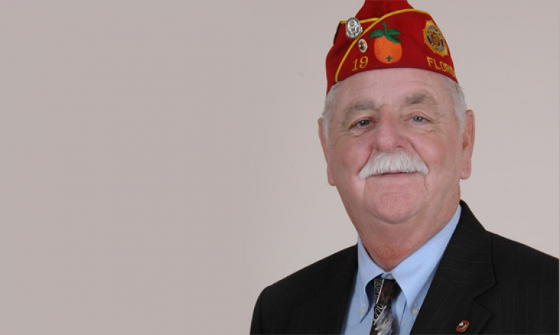 'He always put The American Legion first'