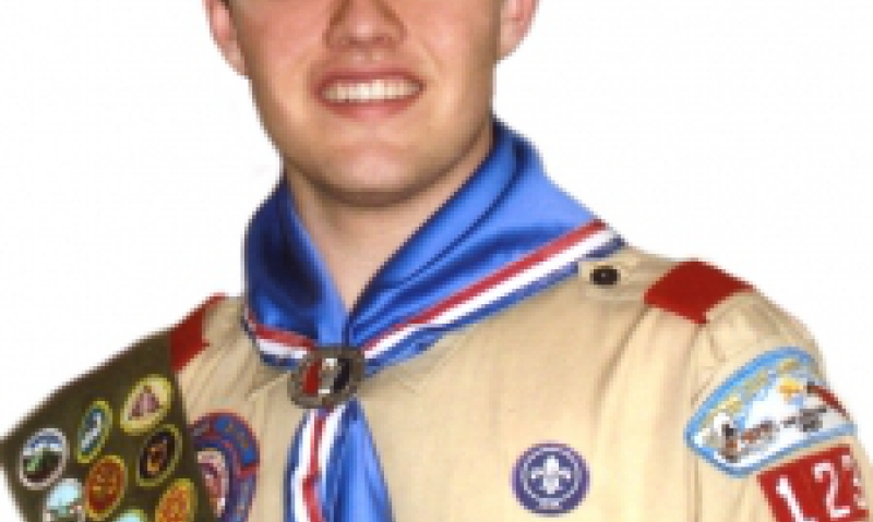 Utah teen Legion's Eagle Scout of the Year