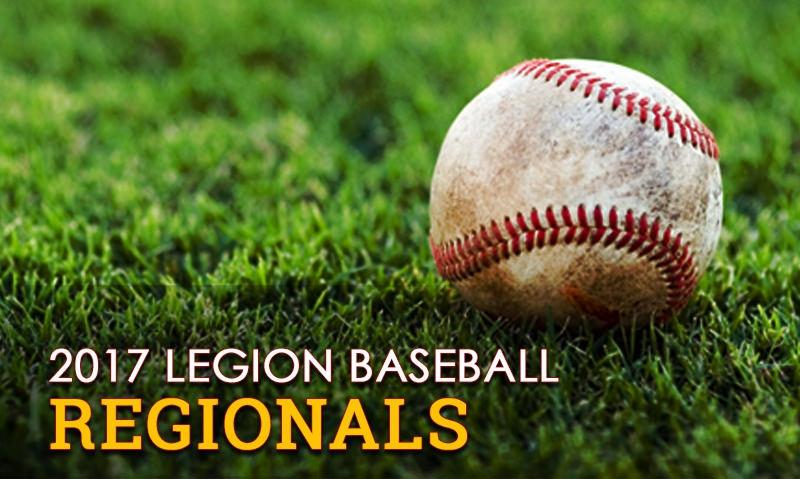 Legion Baseball regionals: Day 2 recap
