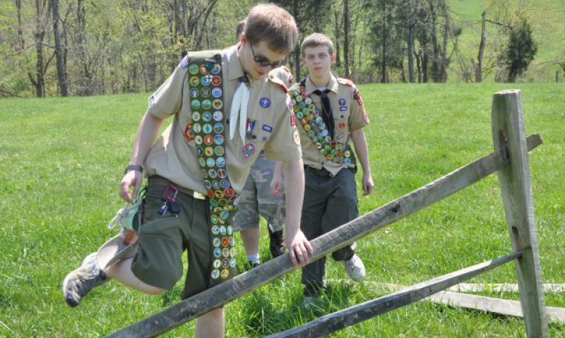 Boy Scouts schedule live audio cast for Thursday