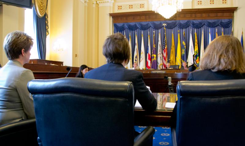 House bill aims at fiduciary reform