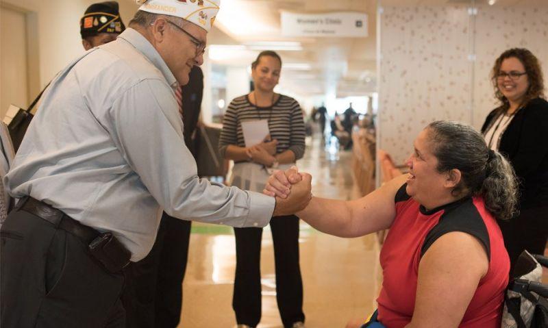 Pillar 1: Veterans Affairs & Rehabilitation