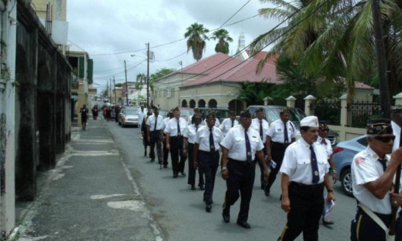 The Legion in Puerto Rico