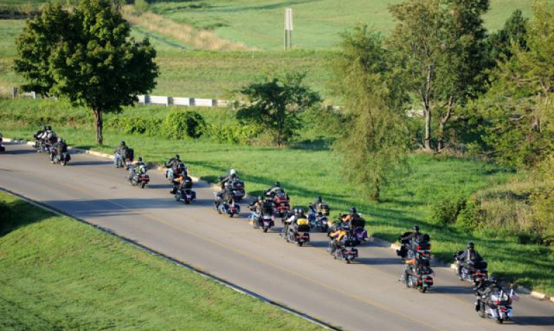 Riders wanted for escort at national convention